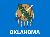 state flag of Oklahoma for safety story
