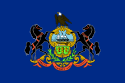 pennsylvania flag - cell legislation post