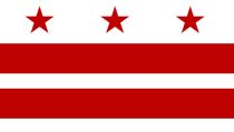 Flag for district of columbia