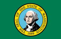 Washington flag for text message ban post