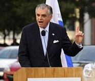 DOT secretary Ray LaHood addresses distracted driving