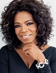 distracted driving foe Oprah Winfrey