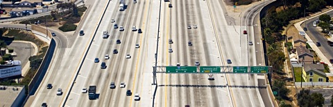 southern california freeway