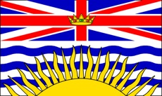 british columbia flag for distracted driving post