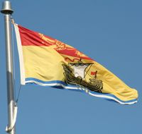 flag of new brunswick for distracted driving article