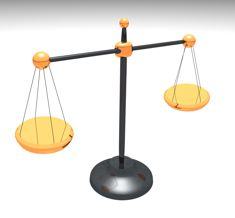 court of law image of scales of justice
