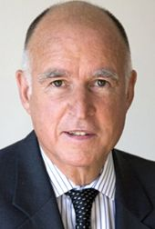 Gov. Jerry Brown of California vetoer of distracted driving bills