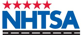 NHTSA logo - Department of Transportation