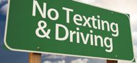 4 state distracted driving law changes