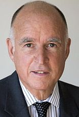 Gov. Jerry Brown California